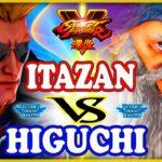 『スト5』ひぐち (ガイル)  対 板ザン (ザンギエフ)|Higuchi(Guile) VS Itazan(Zangief) 『SFV』🔥FGC🔥