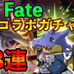 パズドラ  Fateコラボガチャ 52連 金卵多め!の中でも引き強を見せる!