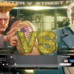 Daigo Umehara (Guile) vs Tokido (Urien):ウメハラ(ガイル)vs ときど(ユリアン)