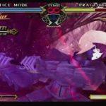 Fate/unlimited codes セイバーオルタ 10000ダメージ超えコンボ(聖杯無し)