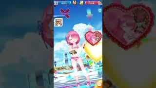 白猫テニス Re:ゼロキャラ vs 俺ガイルキャラ